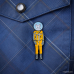 Cat Astronaut Enamel Pin
