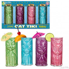 Cat Tiki Mugs