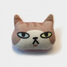 Cool Cats Plush Cat Brooch #1