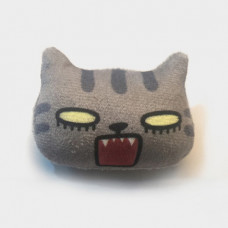 Cool Cats Plush Cat Brooch #6