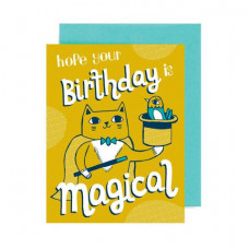 Card - Hope You're Birthday is Magical