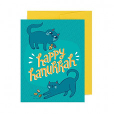 Card - Happy Hanukkah