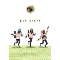 Card - Cat Disco