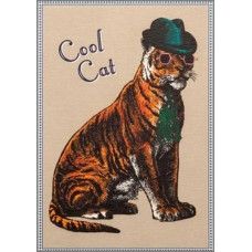 Card - Cool Cat