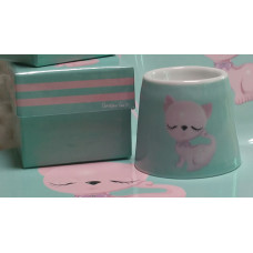 Cute Kitten Egg Cup
