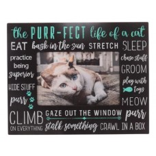 Purr-Fect Cat Frame