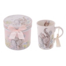 Cute Kittens Mug in Gift Box
