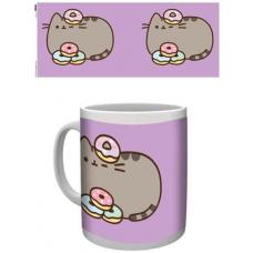 Pusheen Donut Mug