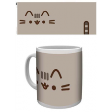 Pusheen Face & Tail Mug