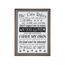 Sign - The Cats Rules
