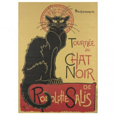 Van Gogh Museum - Le Chat Noir Wall Art
