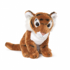 Mini Plush - Rory the Brown Tiger