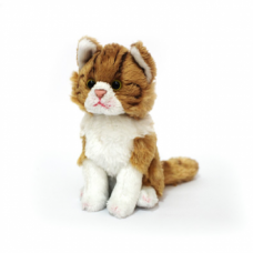 Mini Plush - Tilda the Ginger Tabby Cat