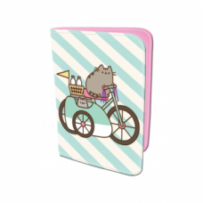 Pusheen Pass Case