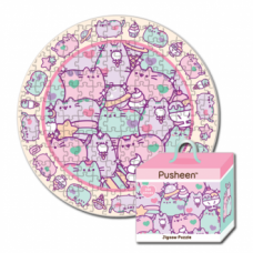 Pusheen Mini Jigsaw Puzzle