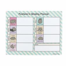 Pusheen Weekly Planner
