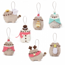 "Pusheen Blindbox - Series 5 ""Christmas Holiday Cheer"""