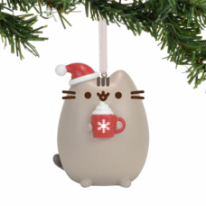 Pusheen Ornament - Meowy Christmas