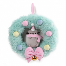 Pusheen Plush Wreath
