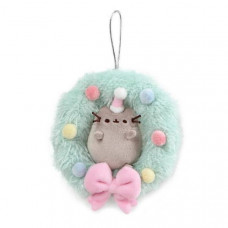 Pusheen Plush Wreath Ornament