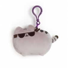 Pusheen Backpack Clip - Sunglasses