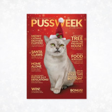 Pussweek Magazine - Issue #7 - The Holiday Edition