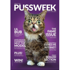 Pussweek Magazine - Issue #5