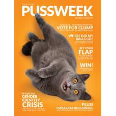 Pussweek Magazine - Issue #4