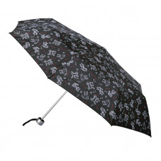 Alu Lite Moggy Umbrella - Black