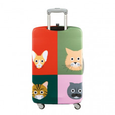Cats Luggage Cover