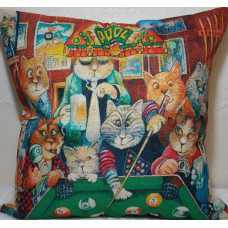Cat Pool Tournament Cushion