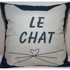 Le Chat Cushion