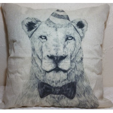 Party Lion Cushion