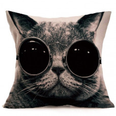 Mod Cat Cushion