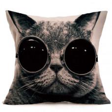 Mod Cat Cushion