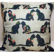 Country Cats Cushion