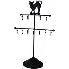Jewellery Stand with Cat