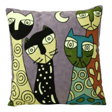 Picasso Cats Cushion