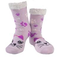 Kitty Cat Purple Ladies Nuzzles