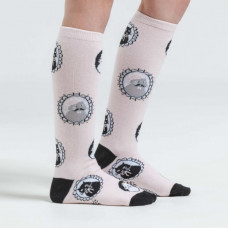 Kids Cameow Knee High Socks