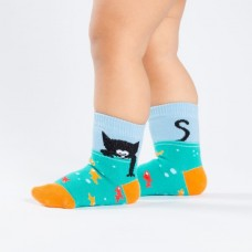 Toddler Gone Fishin' Socks