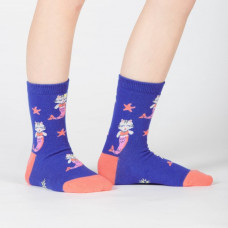 Kids Purrmaid Socks