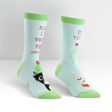 All I Want For Xmas Socks