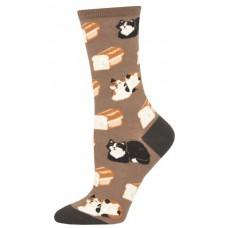 Cat Loaf Socks